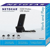 NETGEAR - N300 Wireless-N USB Adapter - $39.99