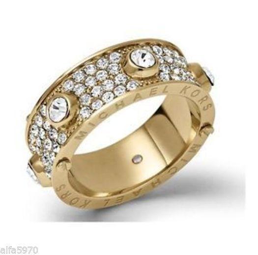 815ddab261fe4 Michael Kors Ring: 1 customer review and 34 listings