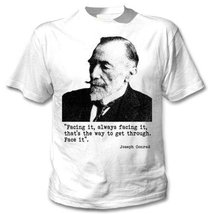 Conrad Joseph - Amazing Graphic T-Shirt XXL [Apparel] - $20.99
