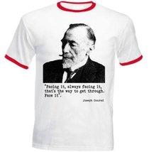 Conrad Joseph - Red Ringer T-Shirt L [Apparel] - $22.49
