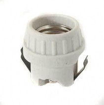 PORCELAIN SOCKET, SNAP-IN MOUNT  HENNY PENNY MERCO STAR MFG VOLLRATH IDE... - $8.90