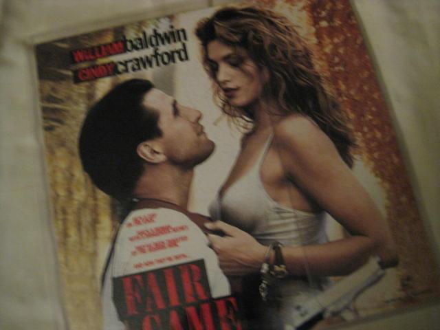 LaserDisc - FAIR GAME