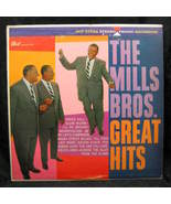 The Mills Brothers Great Hits  1958 Dot DLP 25157 - $4.99