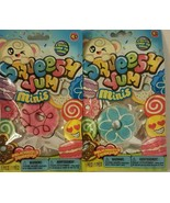 Squeesh Yum Minis Deliciously Squishy (2 pk Cookies)  1of Each Pink/Blue - $9.00