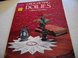 Crocheting Doilies - $15.00