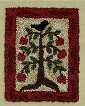Apple Tree Punchneedle kit Rachel's of Greenfield - $13.50