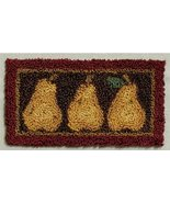 Pears Punchneedle kit Rachel's of Greenfield - $13.50