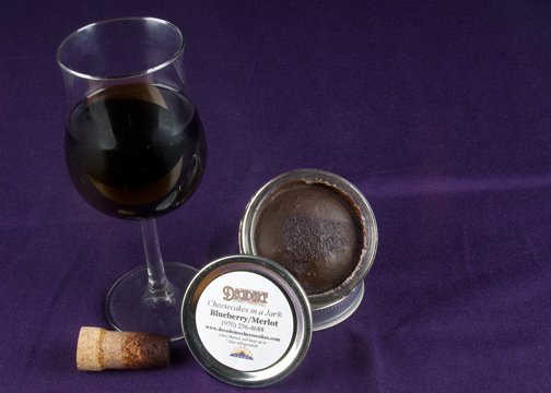 Vineyard Sampler 'Cheesecakes in a Jar' Six-Pack