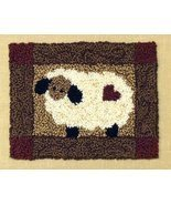 Sheep Punchneedle kit Rachel's of Greenfield - $13.50