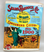 Sears Roebuck and Co.Consumers Guide Fall 1900 Supply House Catalog 1970  - $9.95