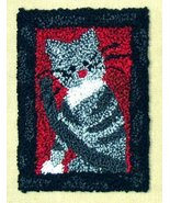 Small Cat Punchneedle kit Rachel's of Greenfield - $13.50