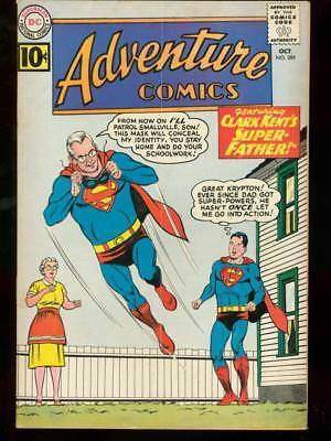 ADVENTURE COMICS #289 1961 DC BIZARRO SUPERBOY VG