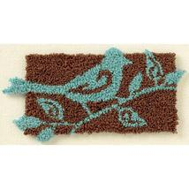 Bird On A Branch Punchneedle kit Dimensions - $9.00