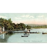 Chautauqua Lake Bemus Point New York 1917 post ... - $6.00