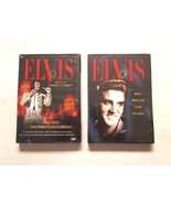 2 Elvis DVD's - Elvis King Of Entertainment & Elvis Rare Moments With th... - $9.99