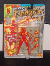 1992 Marvel Fantastic Four Human Torch Figure New In The Package - $17.99