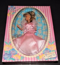 Happy Mothers Day Portrait Vanna White Doll Wheel of Fortune Pink Dress ... - $29.69