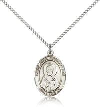 Women's Bliss Sterling Silver Patron Saint John Chrysostom Medal Pendant  - $49.50