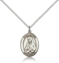 Women's Bliss Sterling Silver Patron Saint Martha Medal Pendant  - $49.50