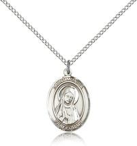 Women's Bliss Sterling Silver Patron Saint Monica Medal Pendant  - $49.50