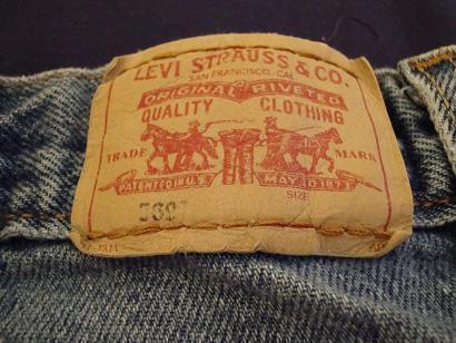 Levi's toddler boy Adjustable waist jeans size 4 Slim