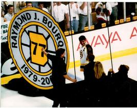 Ray Bourque Boston Bruins CU Retirement Ceremony 2001 8X10 Color Hockey ... - $6.99