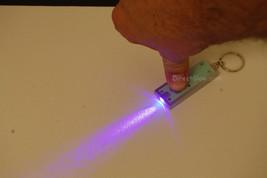 Mini LED Keychain Blacklight - $4.95
