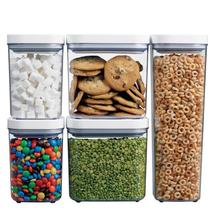 OXO 5 Pc. Kitchen Organizational Modular Stackable Food Storage Containe... - $76.79