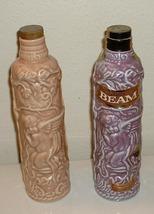 Cherub Purple Decanter by Jim Beam - $10.00