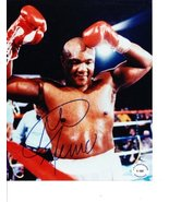 Heavyweight Champion George Foreman Autographed 8x10 Photo w/COA - $109.99