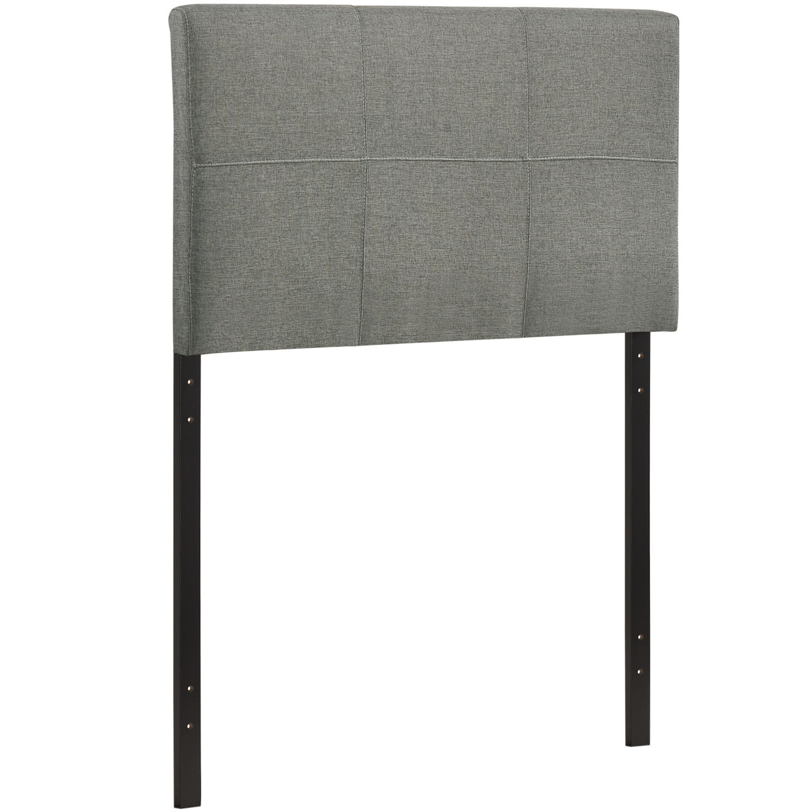 Booth Oliver Graytwin Upholstered Fabric Headboard