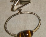 Amberstoneoncircletieclasp thumb155 crop