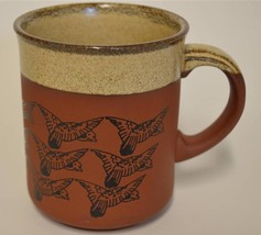 Kiln Craft Staffordshire Potteries ~ English Ironstone ~ Eagle ~ Coffee Cup Mug - $19.95