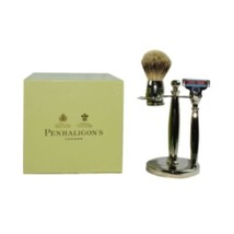 Penhaligon's Limited Edition 3-pc Nickel Shavin... - $270.26