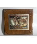 NOVA TOTIUS TERRARUM ORBIS GEOGRAPHICA AC HYDROGRAPHICA TABULA 1630 WORL... - $489.02
