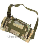 "13"" Tree Camo 600d Waist Bag with Convertible Shoulder Strap Tactical Pa... - $21.48"