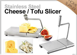 Replacement  Stainless Steel Cheese Tofu Cake Wire Slicer Cutter & Servi... - $21.49