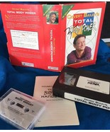 Covert Bailey's Total Body Power Cassette And VHS Complete Fitness TV - $24.99
