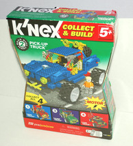 K'Nex Road Rigs Series 2 Pick Up Truck w/ Motor 232PCS Building Toy Ages... - $20.76