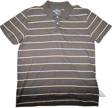 L674 New Men's Polo shirt AEROPOSTALE Size XL Brown - $9.95