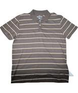 L674 New Men's Polo shirt AEROPOSTALE Size XL Brown - $9.49