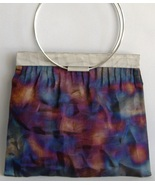 Norma Plum Purse Exclusive Collection Handcraft... - $340.00
