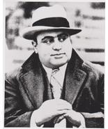 Al Capone 5 Vintage 8X10 BW Mobster Memorabilia Photo - $6.99