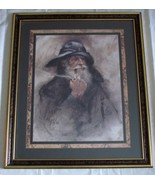 Sea Captain Print by Richard Judson Zolan, Framed and Matted - $46.99
