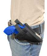 "New Barsony Cross Draw OWB Gun Holster Colt 22 327 38 357 Snub Nose 2"" R... - $25.99"