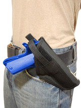New Barsony OWB Cross Draw Gun Holster for Smith & Wesson Full Size 9mm 40 45 - $25.99