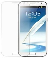 Samsung Galaxy Note 4 - tempered glass screen protector - $9.99