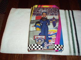 1948-1998 BARBIE DOLL 50TH ANNIVERSARY NASCAR Collector Edition - New in... - $8.75
