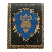 Warcraft WOW: Alliance Bi-Fold Wallet *NEW* - $23.99