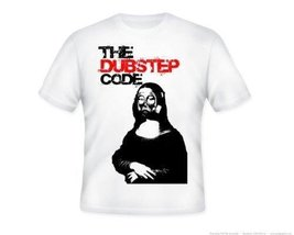Dub Step Music Code - Amazing Graphic T-Shirt With - S [Apparel] - $20.99